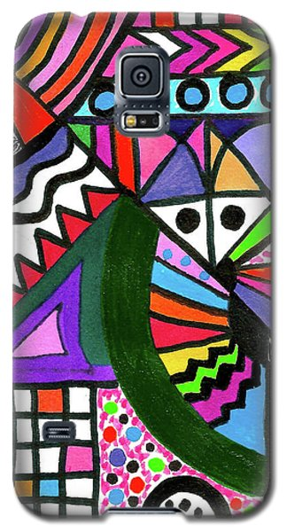 Colors Gone Wild Galaxy S5 Case