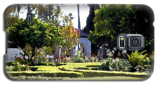Galaxy S5 Case featuring the photograph Colors In The Garden by Glenn McCarthy Art and Photography