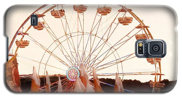 Colors Of August Galaxy S5 Case