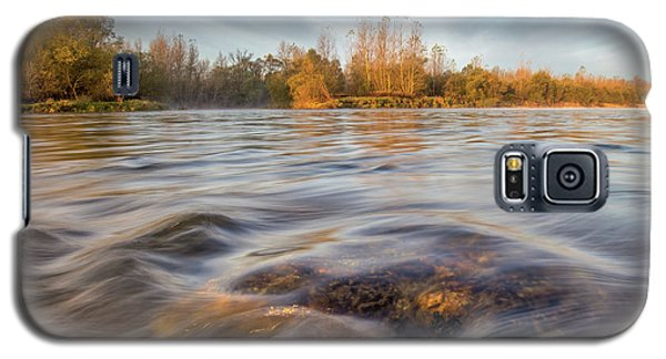 Galaxy S5 Case featuring the photograph Colors Of Autumn by Davorin Mance