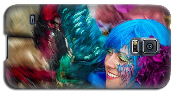 Colors Of Carnival Galaxy S5 Case