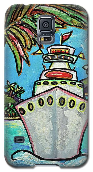 Colors Of Cruising Galaxy S5 Case