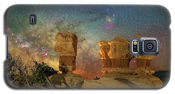 Colors Of Darkness Galaxy S5 Case