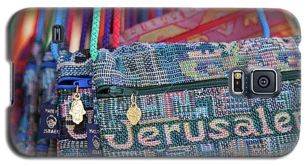 Colors Of Jerusalem Galaxy S5 Case by Yoel Koskas
