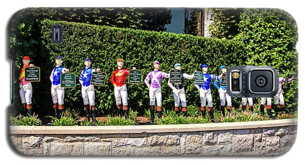 Colors Of Past Stakes At Keeneland Ky Galaxy S5 Case