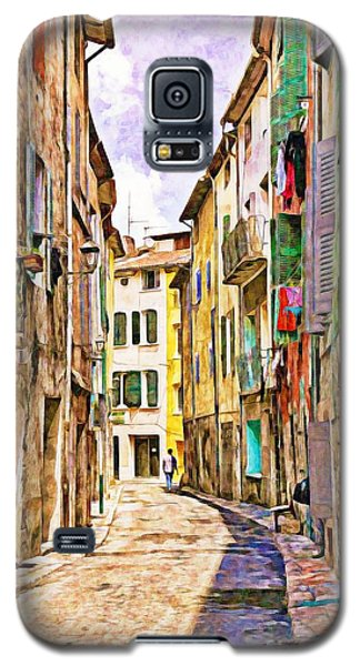 Colors Of Provence, France Galaxy S5 Case
