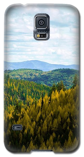 Colors Of Sherman's Pass Galaxy S5 Case