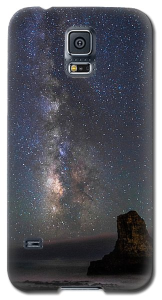 Galaxy S5 Case featuring the photograph Colors Of The Night by Alex Lapidus