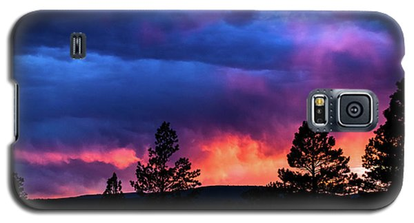 Colors Of The Spirit Galaxy S5 Case