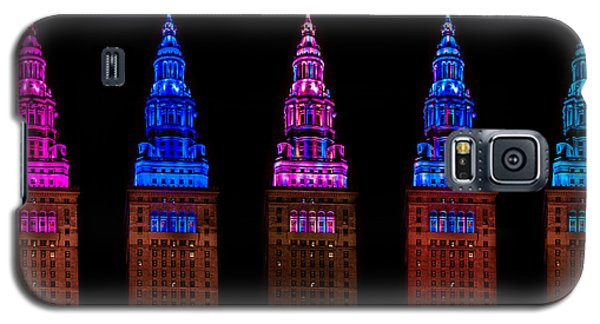 Colors Of The Terminal Tower Galaxy S5 Case