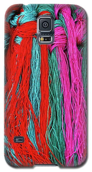 Colors Of Tibet Galaxy S5 Case