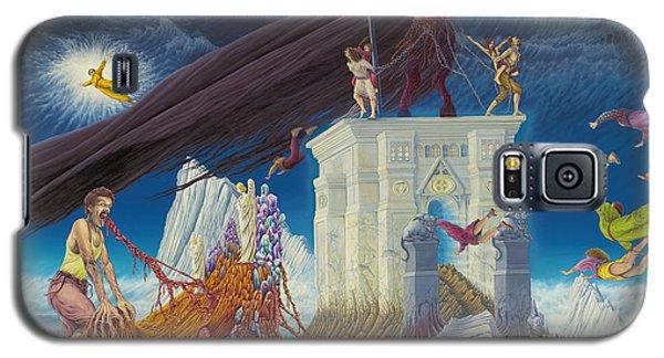 Colors Of Unsuccess Galaxy S5 Case