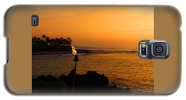 Colors Of Waikoloa Hawaii Galaxy S5 Case