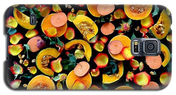 Colors Of Winter Squash Galaxy S5 Case