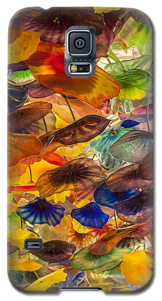 Galaxy S5 Case featuring the photograph Colors by Tyson and Kathy Smith