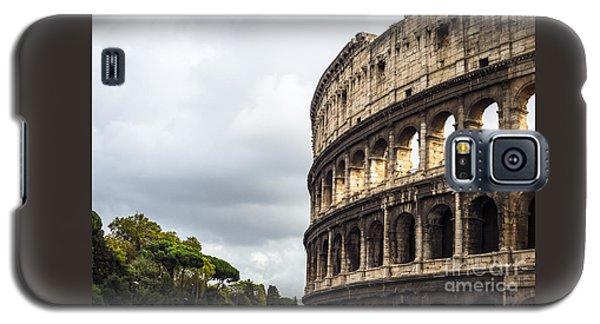 Colosseum Closeup Galaxy S5 Case