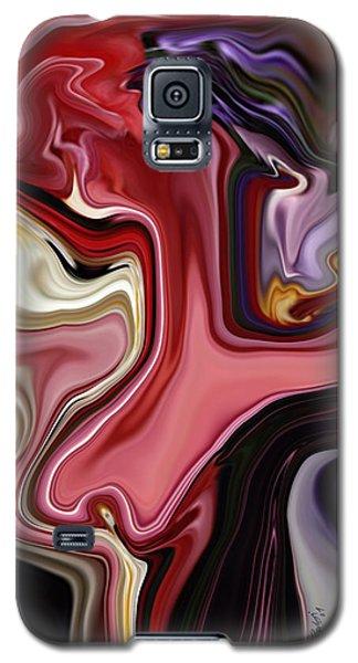 Colour Hair Day  Galaxy S5 Case by Rabi Khan