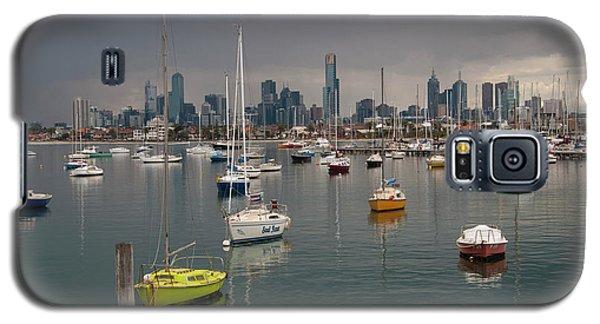 Colour Of Melbourne 2 Galaxy S5 Case