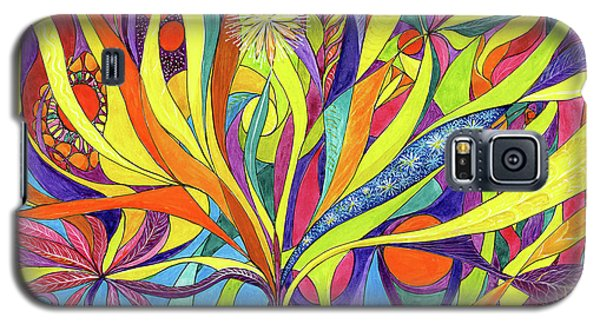 Colourful 2009 Galaxy S5 Case by Charles Cater