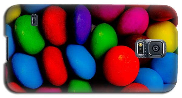 Colourful Abstract Galaxy S5 Case