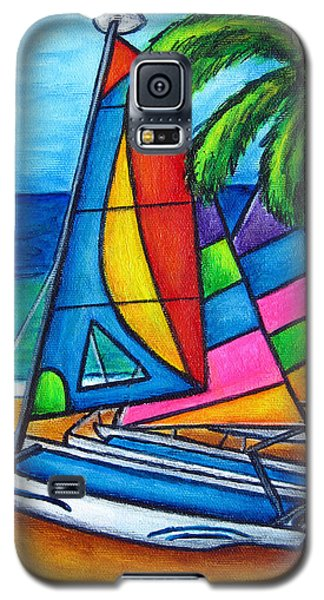 Colourful Hobby Galaxy S5 Case