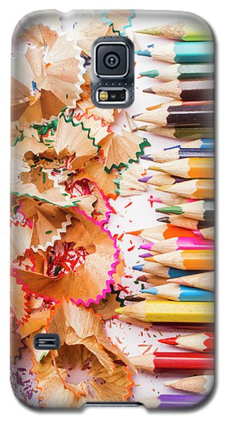 Colourful Leftovers Galaxy S5 Case