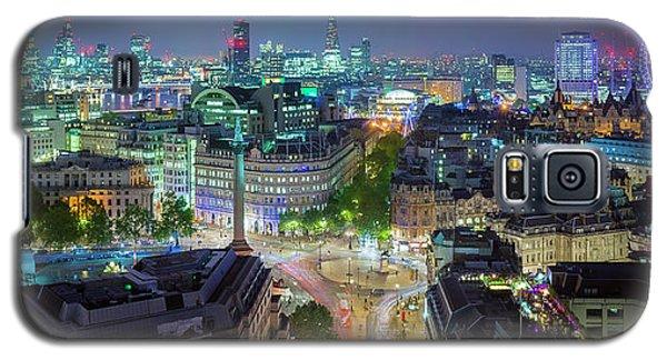 Colourful London Galaxy S5 Case