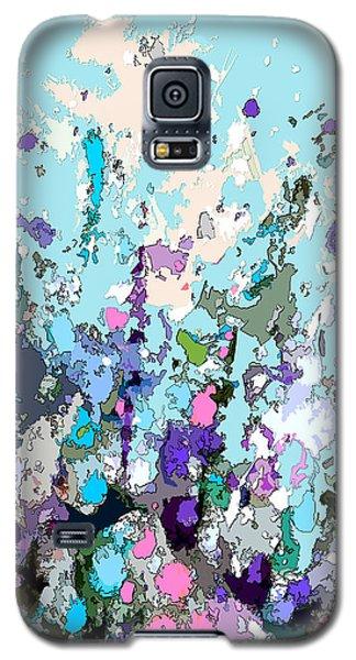Colourful Meadow IIi Galaxy S5 Case