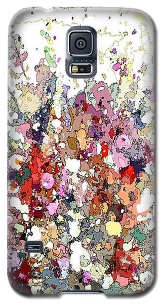 Colourful Meadow Iv Galaxy S5 Case