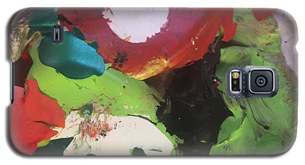 Galaxy S5 Case featuring the photograph Colourful Wasteland by Paula Brown
