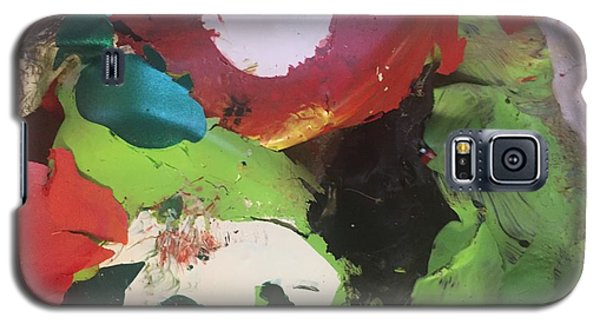 Colourful Wasteland Galaxy S5 Case by Paula Brown