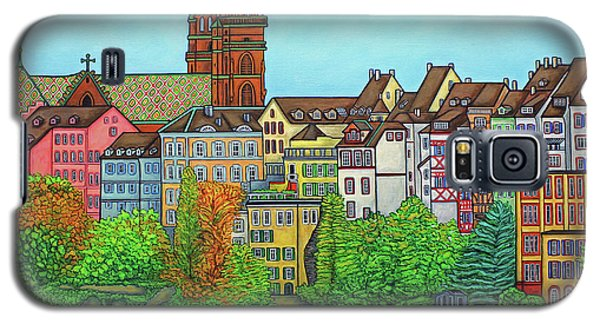 Basel, Colours Of Basel Galaxy S5 Case