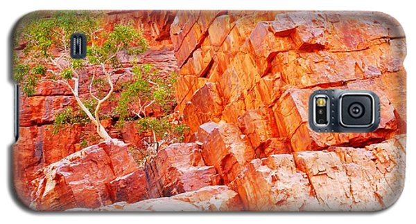 Colours Of Ormiston Gorge, Northern Territory Galaxy S5 Case