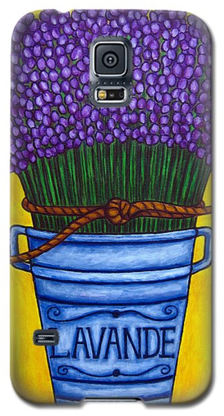 Colours Of Provence Galaxy S5 Case