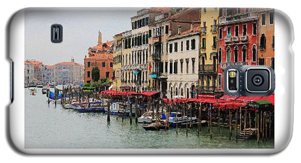 Colours Of The Grand Canal Galaxy S5 Case
