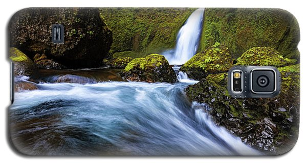 Columbia Cascade Galaxy S5 Case by Mike Lang