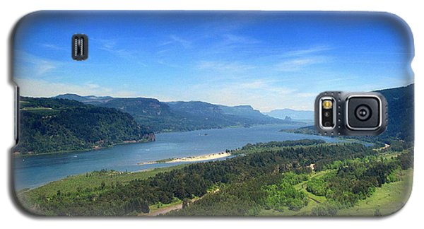 Columbia Gorge Galaxy S5 Case by Irina Hays