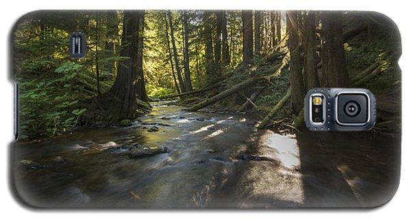 Columbia Gorge Sunrise Galaxy S5 Case