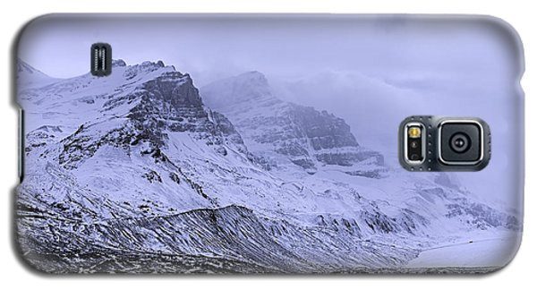 Columbia Ice Fields Galaxy S5 Case by John Gilbert