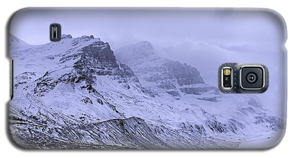 Columbia Ice Fields Galaxy S5 Case