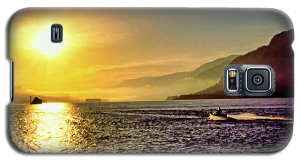 Columbia River 001 Galaxy S5 Case