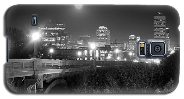 Columbia Skyline At Night Galaxy S5 Case