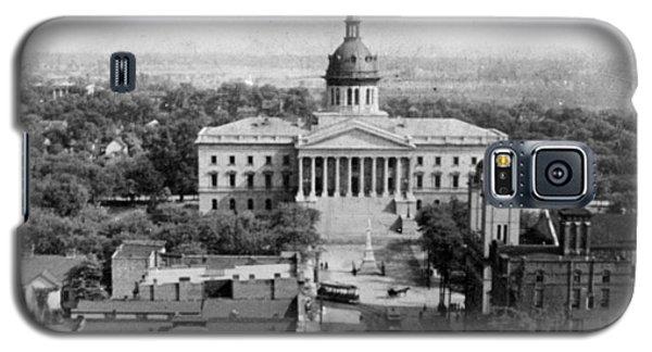 Columbia South Carolina - State Capitol Building - C 1905 Galaxy S5 Case