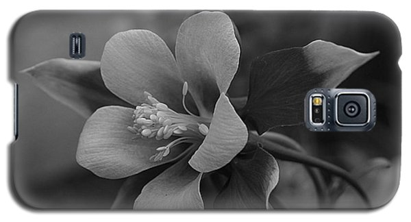Columbine  Bw Galaxy S5 Case