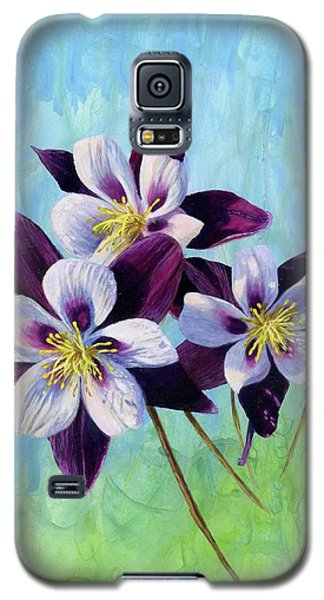 Columbine Galaxy S5 Case