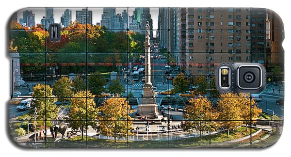 Columbus Circle Galaxy S5 Case