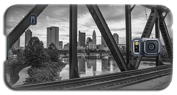 Columbus Train Tracks  Galaxy S5 Case