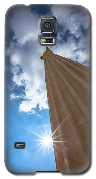 Column To Sky Galaxy S5 Case