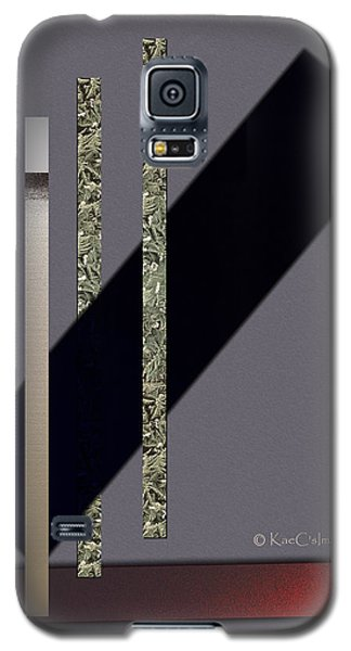 Columns And Spaces Galaxy S5 Case