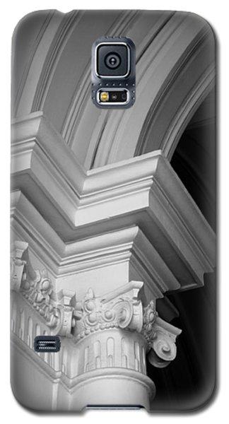 Columns At Hermitage Galaxy S5 Case